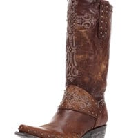 Old Gringo Women's Krusts Boot - Brass