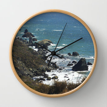 PCH Wall Clock by Emily Chavez