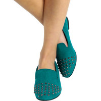 Primp and Precise Flat - Teal
