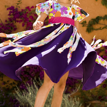 Colorful Dresses For Girls   Kids Love This Twirly Style   TwirlyGirl®