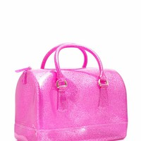 All That Glitters Jelly Handbag