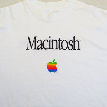 Apple Computer Macintosh 80s T-Shirt