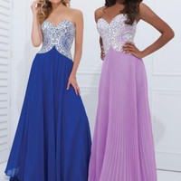 Tony Bowls Paris 114733 at Prom Dress Shop