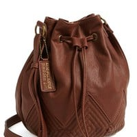 Kendall & Kylie Quilted Faux Leather Bucket Bag (Juniors) | Nordstrom