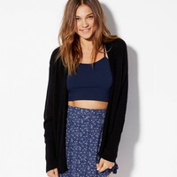 AE EFFORTLESSLY CHIC OPEN CARDIGAN