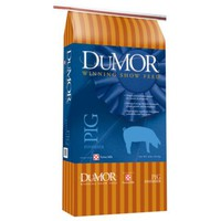 DuMOR® Winning Show Pig Feed Finisher, 40 lb. - Tractor Supply Co.