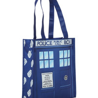 Doctor Who TARDIS Small Shopper Tote