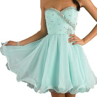 NEW Short Cocktail Bridal Wedding Party Ball Prom Dresses