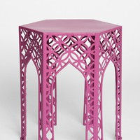 Magical Thinking Hexagon Side Table - Urban Outfitters