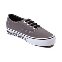 Vans Authentic Leopard Sidewall Skate Shoe