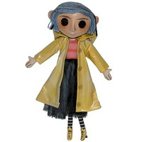Coraline 10-Inch Doll Replica - Neca - Coraline - Prop Replicas at Entertainment Earth