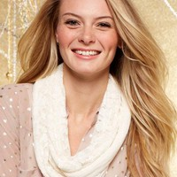 SWEATER LACE ETERNITY SCARF