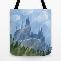 The Castle Tote Bag by Anthony Londer