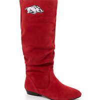 GB Touch-Down Razorbacks Tall Boots | Dillard's Mobile