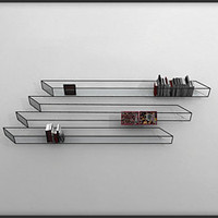 Optical Illusion Bookshelf - The Awesomer