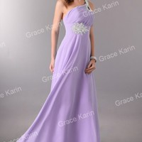 New Long Chiffon Bridesmaid Evening Formal Party Ball Gown Prom Party Dress