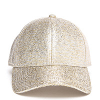 ACNE | Camp Glitter Baseball Cap | Browns fashion & designer clothes & clothing