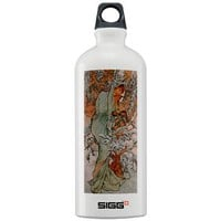 Art Nouveau Winter Sigg Water Bottle 1.0L> Drinkware> Beautiful Homes