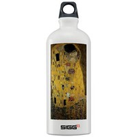 Klimt The Kiss Sigg Water Bottle 1.0L> Drinkware> Beautiful Homes