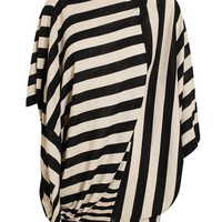JUNYA WATANABE | Oversized Striped Knitted Top | Browns fashion & designer clothes & clothing
