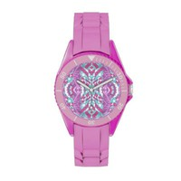 Mix #448 - Pink Tribal Designer Wrist Watch