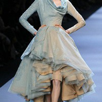 » Paris Haute Couture 2011 Christian Dior Spring ? Summer 011 on TrendFashionShow.com