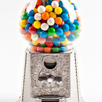 Glitzy Bella 'Junior' Swarovski Crystal Gumball Machine | Nordstrom