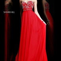 Sweetheart Gown by Sherri Hill