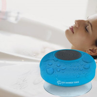 Splash ShowerTunes - Bluetooth Waterproof Shower Speaker