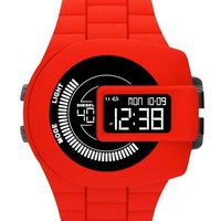 Diesel Stainless Steel Digital Men's Watch
