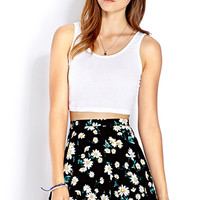 Must-Have Knit Crop Top