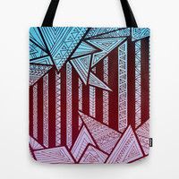 India Tote Bag by Erin Jordan