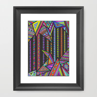 Revival Framed Art Print by Erin Jordan
