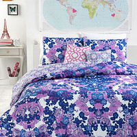 Runi 3 Piece Reversible Comforter Sets