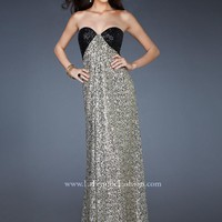 La Femme 18491 at Prom Dress Shop