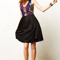 Legend & Song Dutch Wax Kirezi Dress