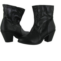 Jemimah Boot in Black from Cri De Coeur - Women's Shoes