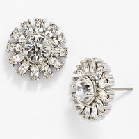 kate spade new york 'estate garden' crystal stud earrings | Nordstrom