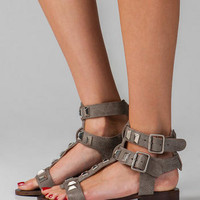 STEVE MADDEN SHOES, PERFECK STUDDED SANDAL