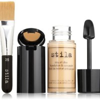 stila Stay All Day Foundation, Concealer & Brush Kit