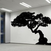 Vinyl Wall Decal Sticker Weird Bonsai AC228m | Shopsearches.com
