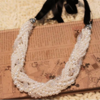 Pearl Melody Fashion Necklace
