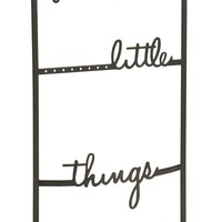 'Pretty Little Things' Jewelry Organizer