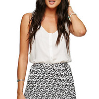 Lira Matrix Skater Skirt at PacSun.com