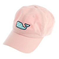 Polka Dot Whale Baseball Hat