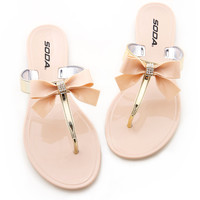 Royal Ribbon Sandal - Cute Sandals at Pinkice.com