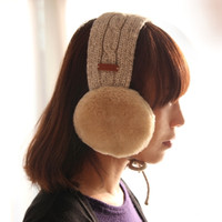 Wool Earmuffs