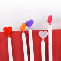 Colorful Heart Pen