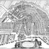 Amsterdam: 1670 - REPRODUCTION MAPS