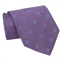 Brooks Brothers Dot in Square Woven Silk Tie at Von Maur